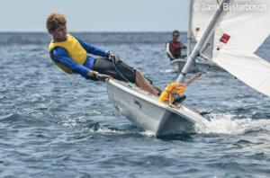LaVida Curacao, Tijn van der Gulik Olympische droom 2020