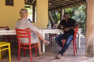 Churandy Martina LaVida Curacao